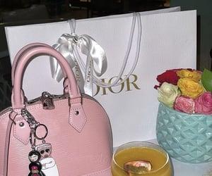 Christian Dior, dior, and shopping bag image