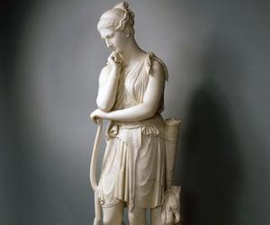 artemis, fine art, and statue image