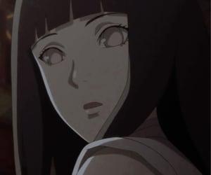 anime, hinata hyuga, and hyuuga clan image