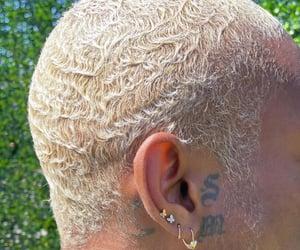 earrings, Piercings, and Tattoos image