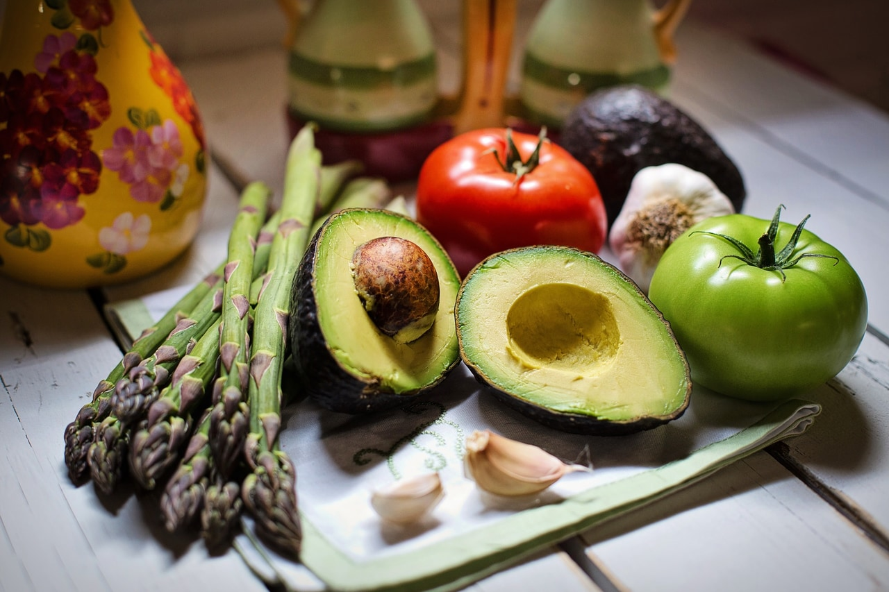 article and avocado image