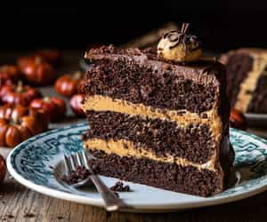 cake, cold, and restaurant image