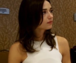 crystal reed, allison argent, and archive image
