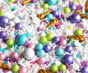 baking, sprinkles, and sweets image