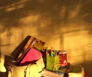 coucher de soleil, bresil, and sábado image