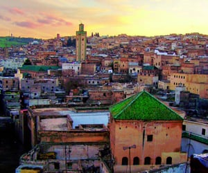 marrakech and morocco image