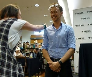 actor, meet and greet, and fan image