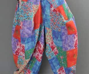 bohemia, palazzo pants, and harem pants women image