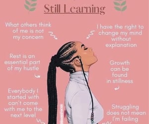 hustle, learning, and stillness image