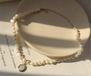 accessories, alternative, and pearls image