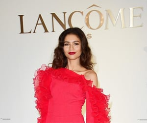 event, lancome, and red carpet image