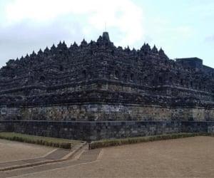 Buddhist, indonesia, and java image