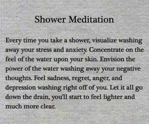 anger, deep, and meditation image