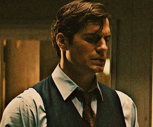 aesthetic, black, and Henry Cavill image