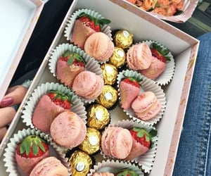 chocolate, gift, and sweets image