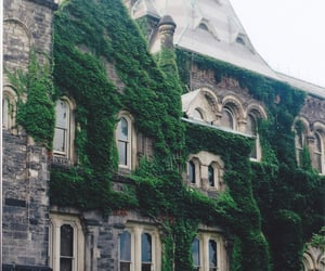 house, castle, and nature image
