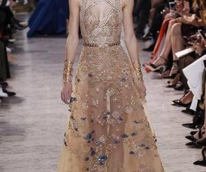 beautiful, dress, and fancy dress image