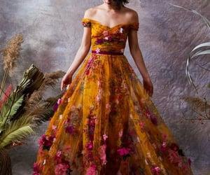 fashion, dress, and love image