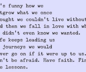 faith, hope, and lessons image