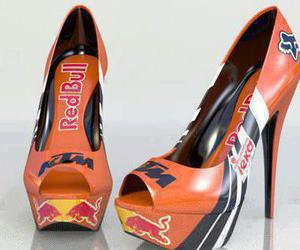 ktm and shoes image
