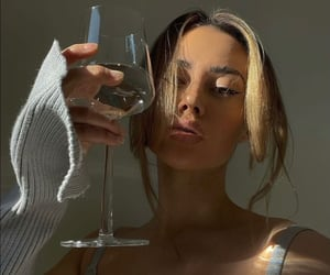 beige, indie, and drink image