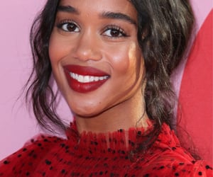 cfda fashion awards and laura harrier image