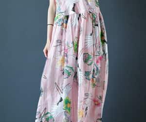 etsy, summer dress, and festival clothing image
