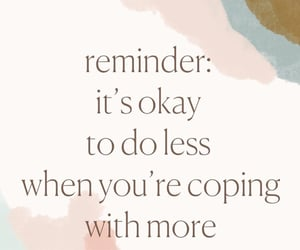 coping and encouragement image