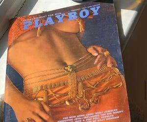 magazine and Playboy image
