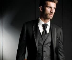 elegance, fashion, and menswear image