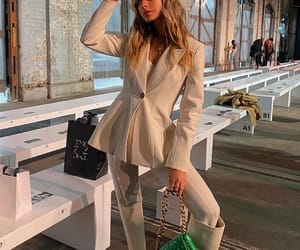 fashion, girl, and instagram image