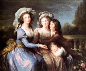 rococo, lebrun, and elisabethvigeelebrun image
