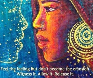 emotion, release, and allow image