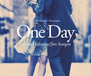 Anne Hathaway, movies, and one day image