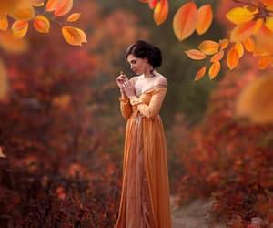 autumn, fairy tale, and fairytales image