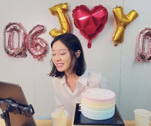 happy birthday, eunjung, and pink image