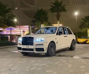 cars, Dubai, and luxury image