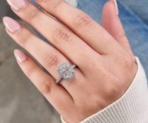 diamond, engagement, and money image