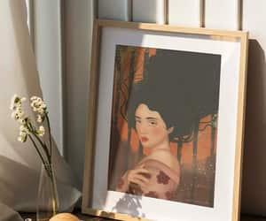 poster art, boho wall art set, and digital art image
