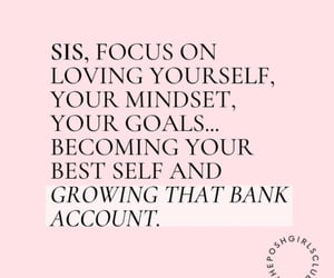 be yourself, money, and quote image