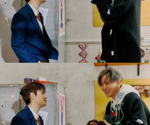 kyungsoo, chansoo, and photoshoot image