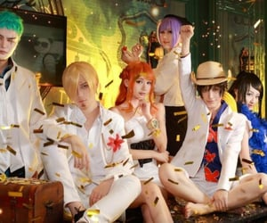 cosplay, one piece, and zoro image