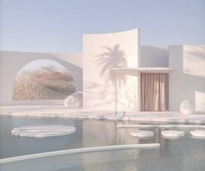 futuristic, surrealism, and design surrealism image
