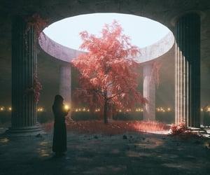 tree and fantasy image