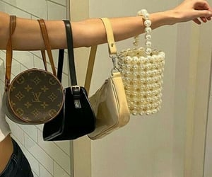 fashion, bags, and images image