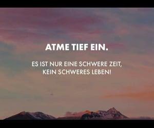 deutsch, spruch, and schwer image