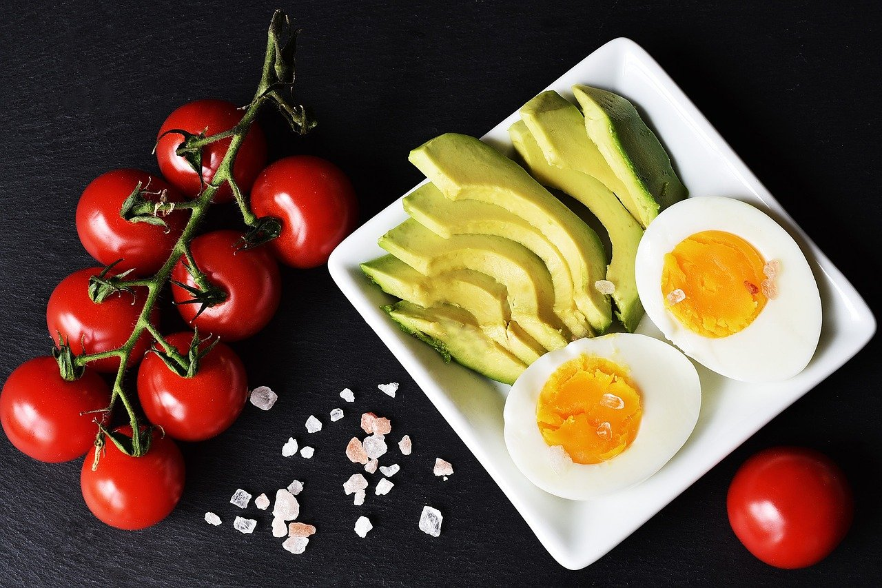 food, keto diet, and keto image