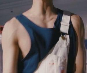 arms, collarbones, and jaemin image