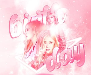 rose, kpop edit, and edit inspo image