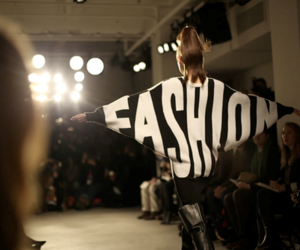 fashion, model, and runway image